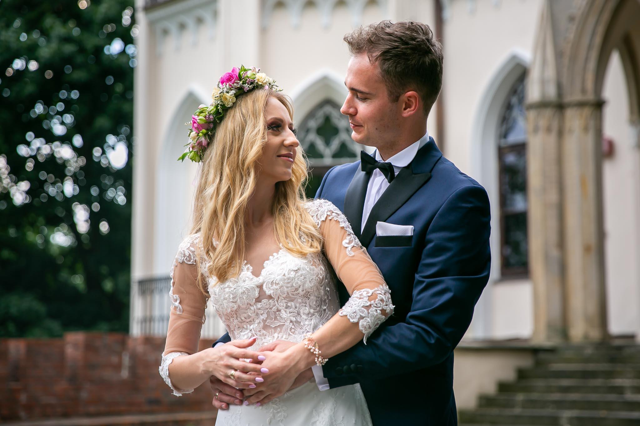 Beata i Marcin sesja w Opinogórze 01 Empiriafoto fotograf ślubny