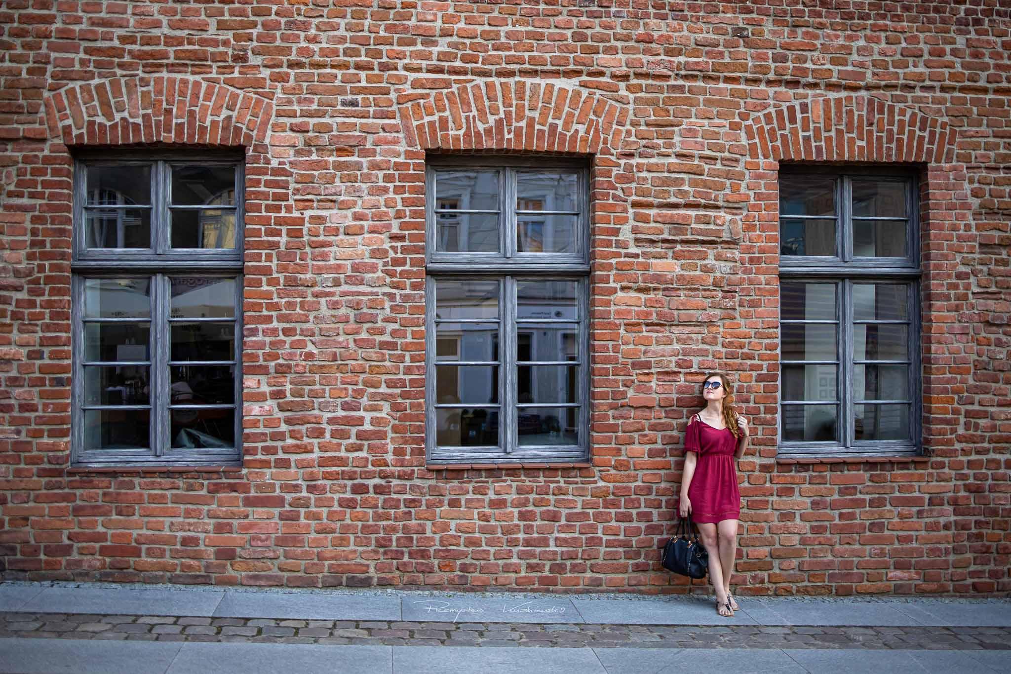 Ewelina Stare Miasto Olsztyn empiriafoto
