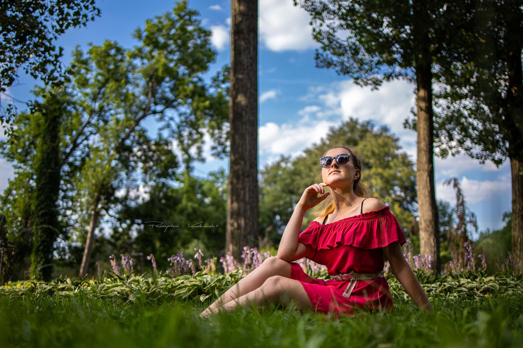 Ewelina park konopnickiej 02 fotograf Ciechanow pmk