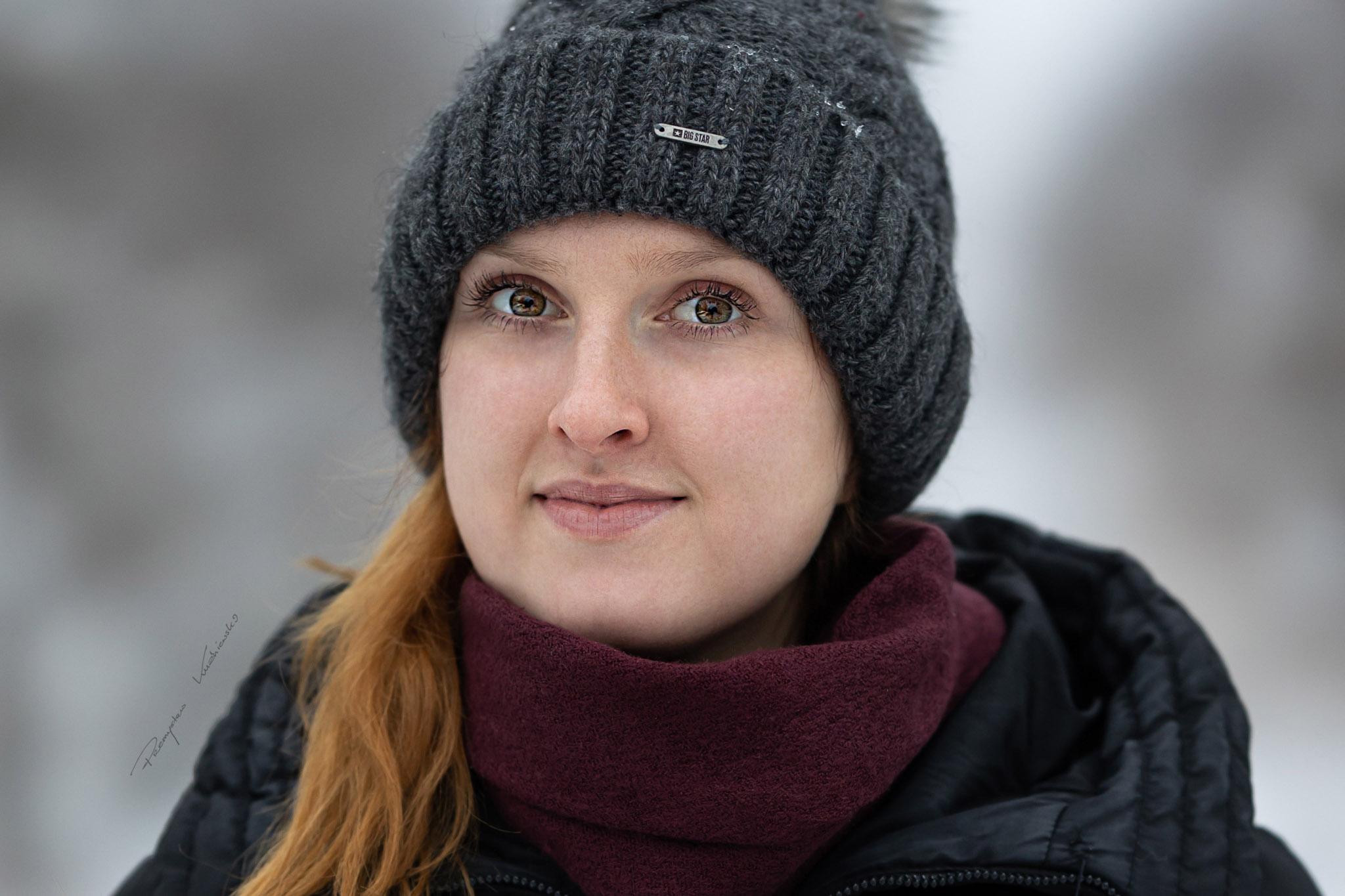 Ewelina sesja zimowa w plenerze empiriafoto przemek kuzniewski 02